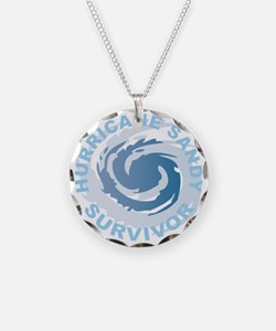 Hurricane Sandy Survivor 201 Necklace