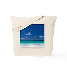 Calm Beach Tote Bag