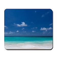 Calm Beach Mousepad
