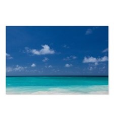 Calm Beach Postcards (Package of 8)