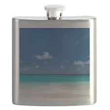 Calm Beach Flask