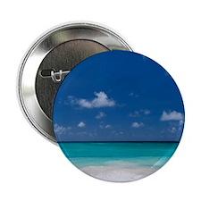 "Calm Beach 2.25"" Button"
