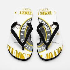 SOTS2 Longstreet (gold) Flip Flops