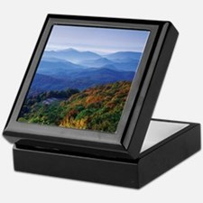 Blueridge Parkway Landscape Keepsake Box