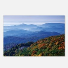 Blueridge Parkway Landsca Postcards (Package of 8)