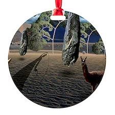 Dalis Llama Ornament