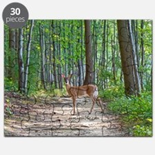 Doe in forest Puzzle