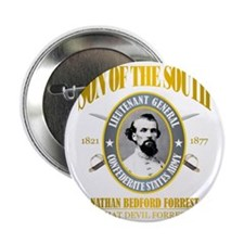 "SOTS2 Forrest (gold) 2.25"" Button"