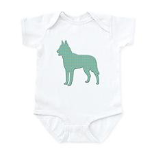 Paisley Laekenois Infant Bodysuit