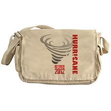 Hurricane Sandy 2012 Messenger Bag