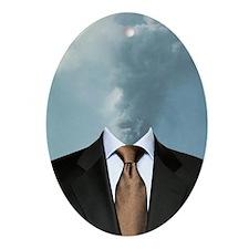 Fumar Oval Ornament