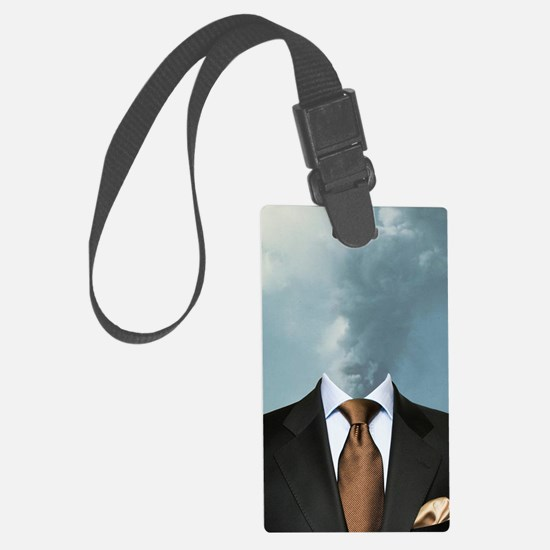 Fumar Luggage Tag