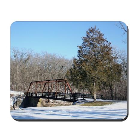 Old Mill Bridge, Mousepad