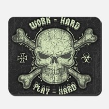 meany-dist-PLLO Mousepad