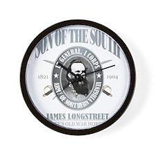 SOTS 2 Longstreet Wall Clock