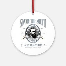 SOTS 2 Longstreet Round Ornament
