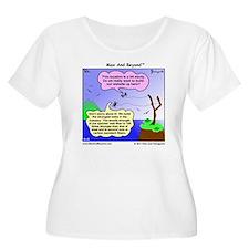 Windy Spider  T-Shirt