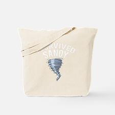 sandySurv2G Tote Bag