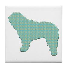Paisley Bergamasco Tile Coaster