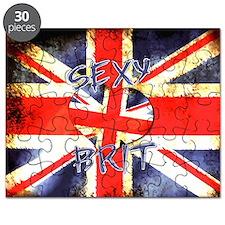 Sexy Brit 3 Puzzle