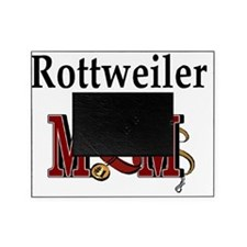 Rottweiler Mom Picture Frame