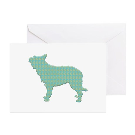 Paisley Berger Greeting Cards (Pk of 10)