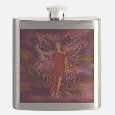 Fairy Flame 12x12 Flask
