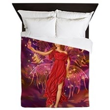 Fairy Flame 12x12 Queen Duvet