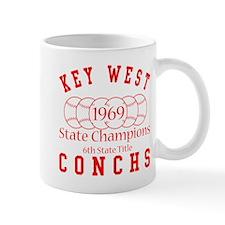 1969 Key West Conchs State Champions. Small Mug