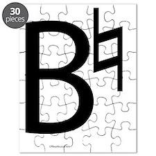 B Natural Puzzle