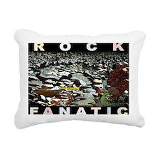 ROCK FANATIC 2 PUZZLE Rectangular Canvas Pillow