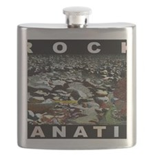 ROCK FANATIC 2 PUZZLE Flask