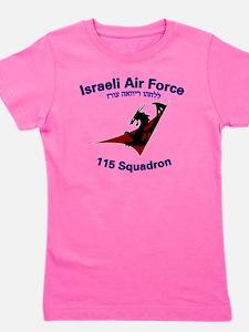 115 Sqdn IAF Girl's Tee