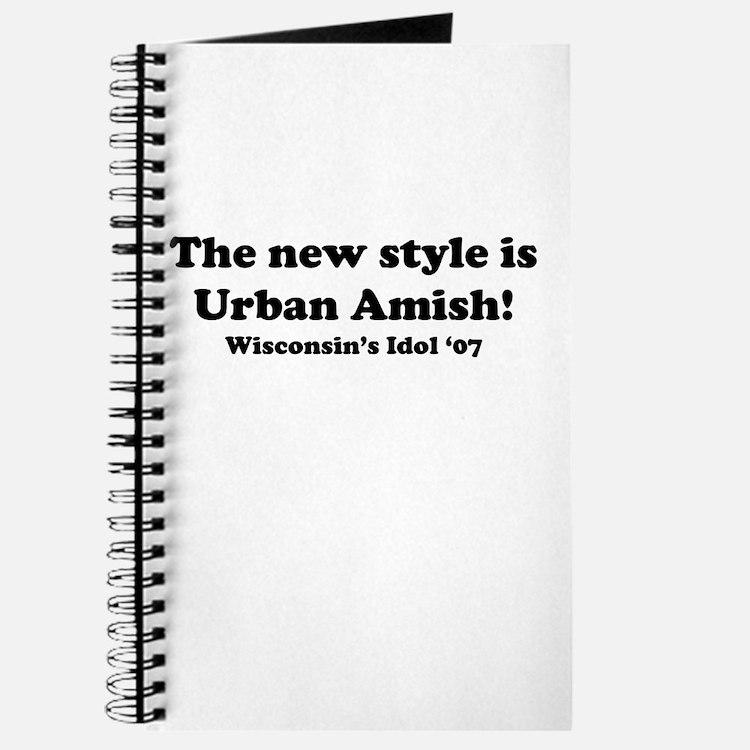 Urban Amish Wisconsin Journal