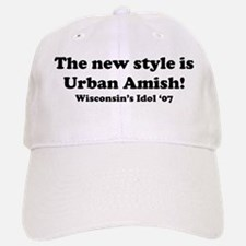 Urban Amish Wisconsin Baseball Baseball Cap