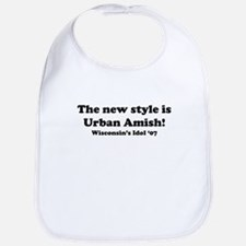 Urban Amish Wisconsin Bib