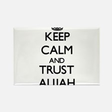 Keep Calm and TRUST Alijah Magnets