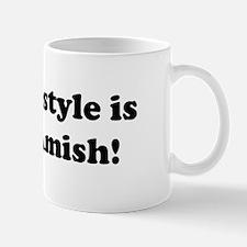 Urban Amish Mug
