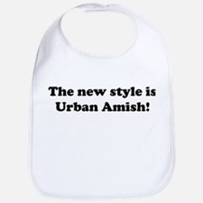 Urban Amish Bib