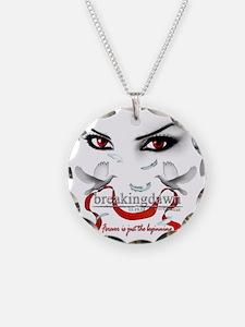 Twilight saga Breakingdawn R Necklace