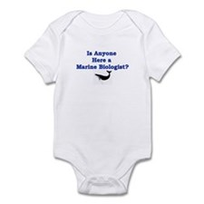 Marine Biologist Infant Bodysuit