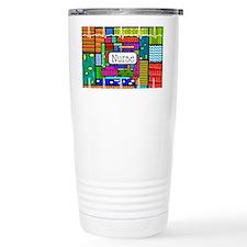 Nurse blanket Travel Coffee Mug