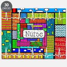 Nurse blanket Puzzle