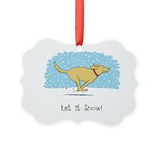 snowdogCP Ornament