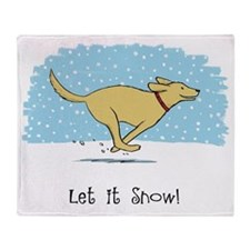 snowdogCP Throw Blanket