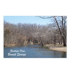 Bennett Springs Postcards (Package of 8)