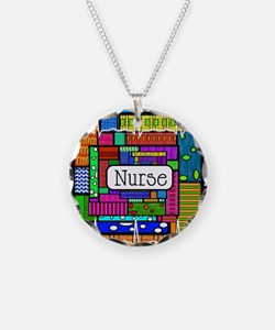 Nurse blanket Necklace