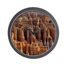 Bryce Canyon National Park Just after S Wall Clock