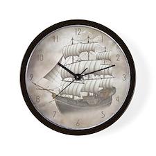 cs_wooden  Wall Clock