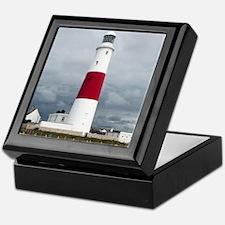 Portland Bill Lighthouse Keepsake Box